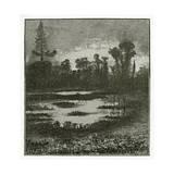 Les Chants Du Crépuscule, 19th Century Giclee Print by Victor Hugo