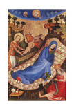Nativity Giclee Print by Melchior Broederlam
