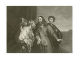 Were There Not Ten Cleansed Giclee Print by Sir Anthony van Dyck