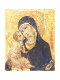 Madonna with Child Giclee Print by Sano di Pietro