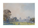 Rajpath, New Delhi, 2013 Giclee Print by Tim Scott Bolton
