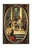 Sacrificial Scene Giclee Print by Mirabello Cavalori