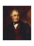 Thomas Babington Macaulay, Baron Macaulay, 1853 Giclee Print by Sir Francis Grant