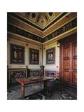 Etruscan Cabinet with Works Giclee Print by Pelagio Palagi