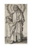 St. Simeon Giclee Print by Lucas van Leyden