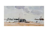 Harbour Mouth, Shoreham, 1926 Giclee Print by Philip Wilson Steer