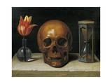Vanity Giclée-tryk af Philippe De Champaigne