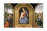 Madonna with Child Giclee Print by Mariotto Albertinelli