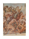The Damned Souls in Hell, 1499 - 1504 Giclee Print by Luca Signorelli