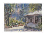 Bungalow, Almora, 2011 Giclee Print by Tim Scott Bolton