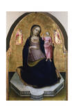 Madonna of Humility Giclee Print by Lorenzo Monaco