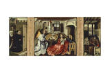 Annunciation of Merode Giclee Print by Rogier van der Weyden