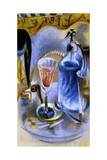Still Life with a Siphon, C.1930 Giclee Print by Preston Dickinson