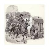 Sigismondo Malatesta, Italian Mercenary Giclee Print by Pat Nicolle