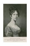 Elisa Bonaparte Giclee Print by Pierre-Paul Prud'hon