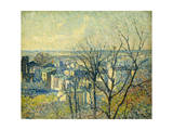 From the Rooftops; Sur Les Toits, 1890-95 Giclee Print by Maximilien Luce