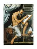 St. Jerome Giclee Print by Willem Key