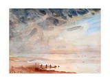 Cloudy Day, Whitstable, 1931 Giclee Print by Philip Wilson Steer