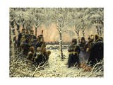 """Shoot Those with Weapons in their Hands"" Giclée-Druck von Vasili Vasilievich Vereshchagin"