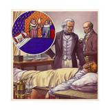 Scenes from the History of Medicine Giclee Print by Pat Nicolle