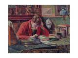 Emile Verhaeren Giclee Print by Maximilien Luce