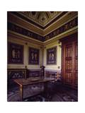 Etruscan Cabinet Giclee Print by Pelagio Palagi