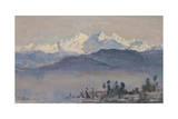 Langtang, Nepal, 2012 Giclee Print by Tim Scott Bolton