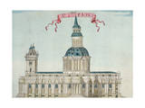 St. Paul's Cathedral Giclee Print by Robert Morden