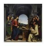Pietro Perugino Giclee Print by Pietro Perugino