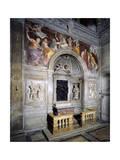 Sybils and Angels, Fresco Reproduction procédé giclée par  Raphael