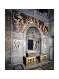 Sybils and Angels, Fresco Giclee Print by  Raphael