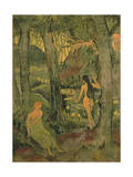 Young Women Bathing, 1892 Giclee Print by Paul Serusier