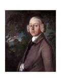 Portrait of Lambe Barry, C.1759 Giclee Print by Thomas Gainsborough