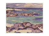 The North Shore, Iona Giclee Print by Samuel John Peploe