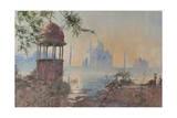 Taj Mahal, Agra Giclee Print by Tim Scott Bolton