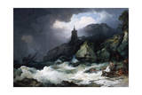 The Shipwreck, 1793 Giclee Print by Philip James De Loutherbourg