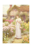 The Old Manse Garden Giclee Print by William Affleck