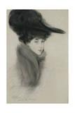 Consuelo Vanderbilt Giclee Print by Paul Cesar Helleu