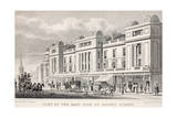 Part of the East Side of Regent Street Giclee Print by Thomas Hosmer Shepherd