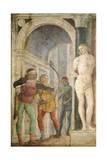 Saint Sebastian, Circa 1489 Giclee Print by Vincenzo Foppa