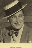 Maurice Chevalier Photographic Print
