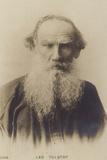 Leo Tolstoy Photographic Print