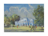 Tollygunge Club, Calcutta, 2013 Giclee Print by Tim Scott Bolton