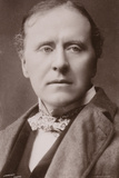 Sir Herbert Beerbohm Tree, English Stage Actor and Theatre Manager Photographic Print