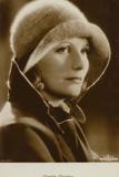 Greta Garbo Papier Photo