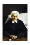Portrait of Mother Giclee Print by Tito Conti