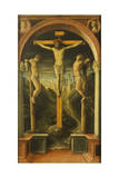 Crucifixion, 1456 Giclee Print by Vincenzo Foppa
