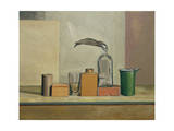 Still Life with Passion Pods Giclee Print by William Packer