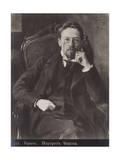Anton Chekhov Giclee Print