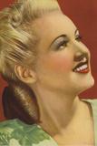 Betty Grable, American Actress and Film Star Photographic Print